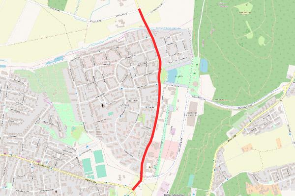 Hünxer Straße